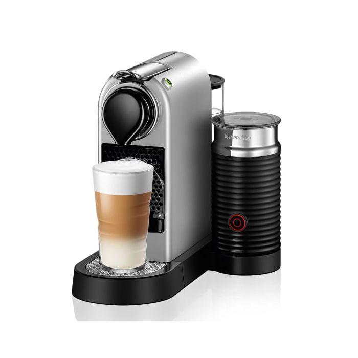 Nespresso Silver Citiz & Milk