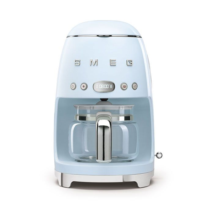 Smeg Retro Pastel Blue Drip Filter Coffee Machine