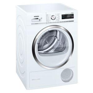 Siemens 9kg White Dryer - WT47W540BY