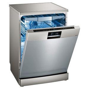 Siemens 14Pl Silver Dishwasher - SN278IO1TG