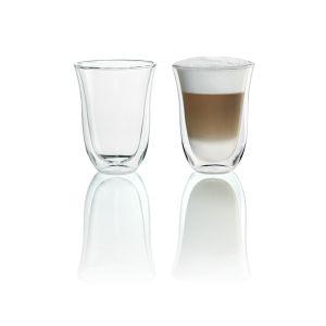 De'Longhi Double Walled Latte Macchiato Glasses
