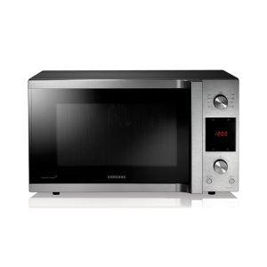 Samsung 45L Silver Convection Microwave Oven - MC456TBRCSR/FA