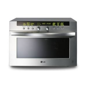 LG 38L Stainless Steel Microwave - MA3884VC