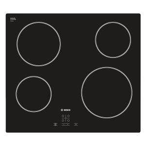 Bosch 60cm Black Touch Control Ceramic Hob - PKE611D17E
