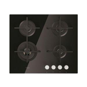 Whirlpool 60cm Black Gas Hob - GOA6423NB