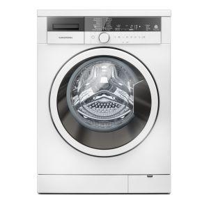 Grundig 12kg Metallic Washing Machine - GWN512440SC