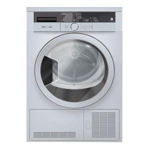 Grundig 8kg Silver Condenser Dryer - GTN38111SGC