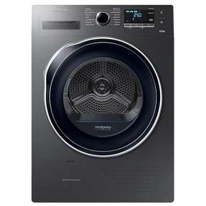 Samsung 9kg Silver Tumble Dryer - DV90K6000CX/FA