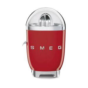 Smeg 50's Style Fiery Red Retro Citrus Juicer - CJF01RDEU