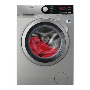AEG 8kg Silver Front Loader ProSteam Washing Machine - L7FE8432S