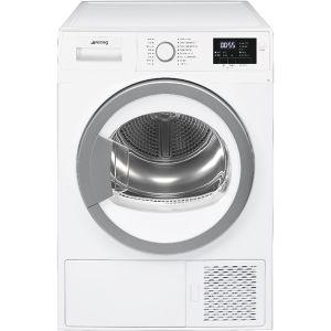 Smeg 8kg White Dryer Heat Pump - DHTW81ESA
