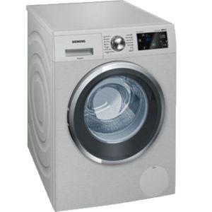Siemens 8kg Silver Washing Machine - WM14T67XZA