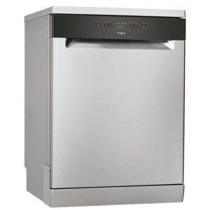 Whirlpool 13Pl Silver Dishwasher - WFE2B19XSA