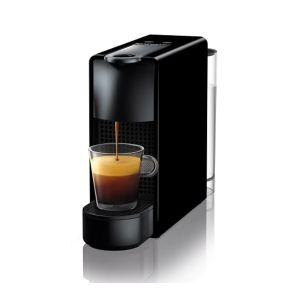 Nespresso Essenza Mini Square Piano Black - C30-ZA-BK-NE +RECEIVE R900 FREE COFFEE*