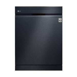 LG 14Pl Matte Black QuadWash Steam Dishwasher - DFB325HM