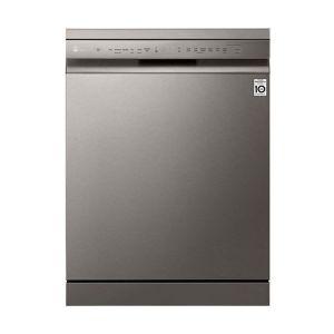 LG 14Pl Platinum Silver QuadWash Dishwasher - DFB512FP