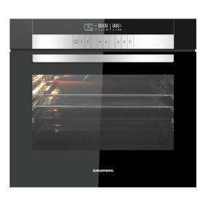 Grundig 70cm Multifunction Black Oven - GEBM35000B