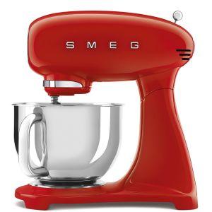 Smeg Red Stand Mixer - SMF03RDEU