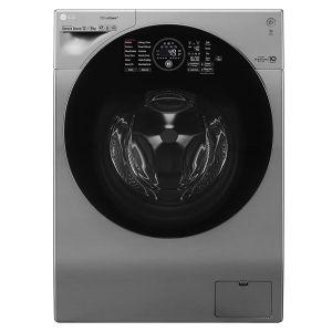 LG 12/8kg Silver Washer Dryer - FH6G1BCHK6N