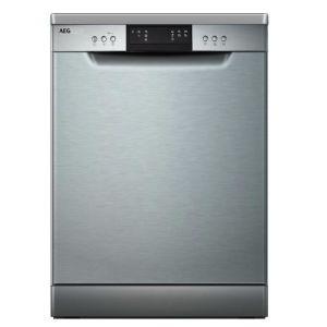 AEG 14Pl Stainless Steel Dishwasher - FFB7220CZM
