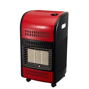 Totai Full Body Red Gas Heater - 16/DK1010RR