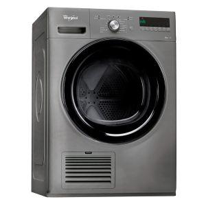 Whirlpool 8kg Silver Condensor Dryer - DDLX80115