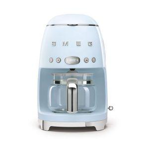 Smeg Retro Pastel Blue Drip Filter Coffee Machine - DCF02PBSA