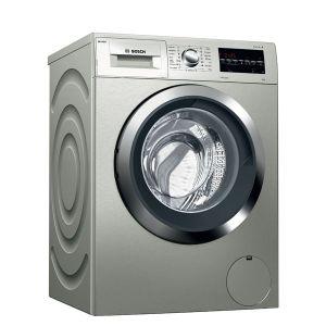 Bosch 9kg Inox Front Loader Washing Machine - WAT28S4SZA