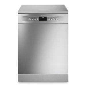Smeg 13Pl Stainless Steel Dishwasher - DW8QSDXSA-1