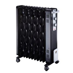 Russell Hobbs 11 Fin Oil Heater - RHOH11CF