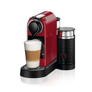 Nespresso Citiz & Milk Red - C123-ZA-CR-NE +RECEIVE R900 FREE COFFEE*