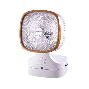 Russell Hobbs Foldable White Desk Fan - RHDF16