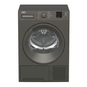 Defy 8kg Grey Condenser Dryer - DTD320