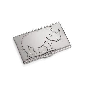 Carrol Boyes Business Card Case - rhino - 3BUCC-RHI