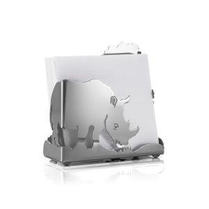 Carrol Boyes Note Paper Holder - rhino - 3NPH-RHI