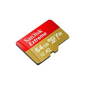 SanDisk Extreme 64GB microSD - SDSQXA2-064G-GN6MA