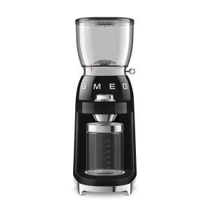 Smeg Black Retro Coffee Grinder - CGF01BLEU