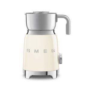 Smeg Cream Retro Milk Frother - MFF01CREU