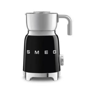Smeg Black Retro Milk Frother - MFF01BLEU