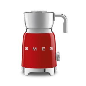Smeg Red Retro Milk Frother - MFF01RDEU