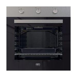Defy 60cm Slimline Inox Eye-Level Oven - DBO484