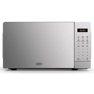 Defy 20L Silver Mircowave - DMO383