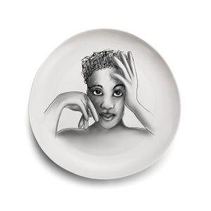 Carrol Boyes Dinner Plate - in vogue - 0P-DP-IV