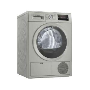 Bosch 9kg Condenser Inox Dryer - WTG8640SZA