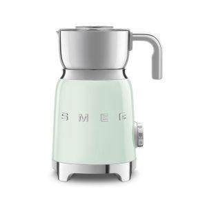 Smeg Pastel Green Retro Milk Frother - MFF01PGEU