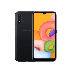 Samsung Galaxy A01 16GB Dual Sim Black - SM-A015FZKDXFA