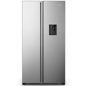 Hisense 514Lt Side-by-Side Fridge/Freezer with Water Dispenser - H670SIA-WD