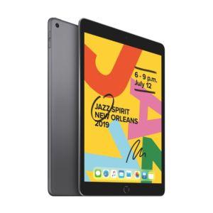 Apple iPad 10.2inch (Wi-Fi 32GB) Space Grey - MW742