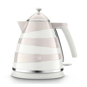 DeLonghi Avvolta 1.7L Cordless Kettle (White) - KBAC3001.W