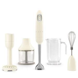Smeg Hand Blender Cream - HBF02CRSA